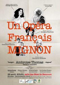 Mignon, opéra d'Ambroise Thomas