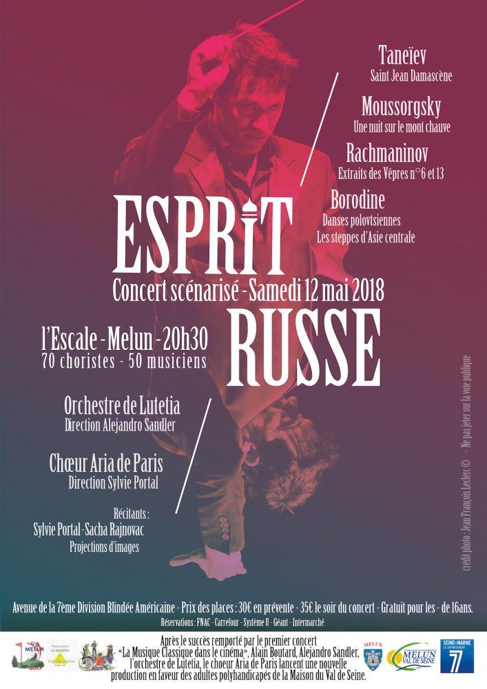 Samedi 12 mai 2018 - L'Escale à Melun