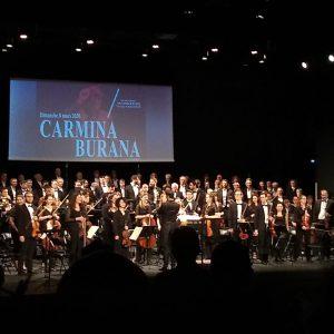 Concert Carmina Burana
